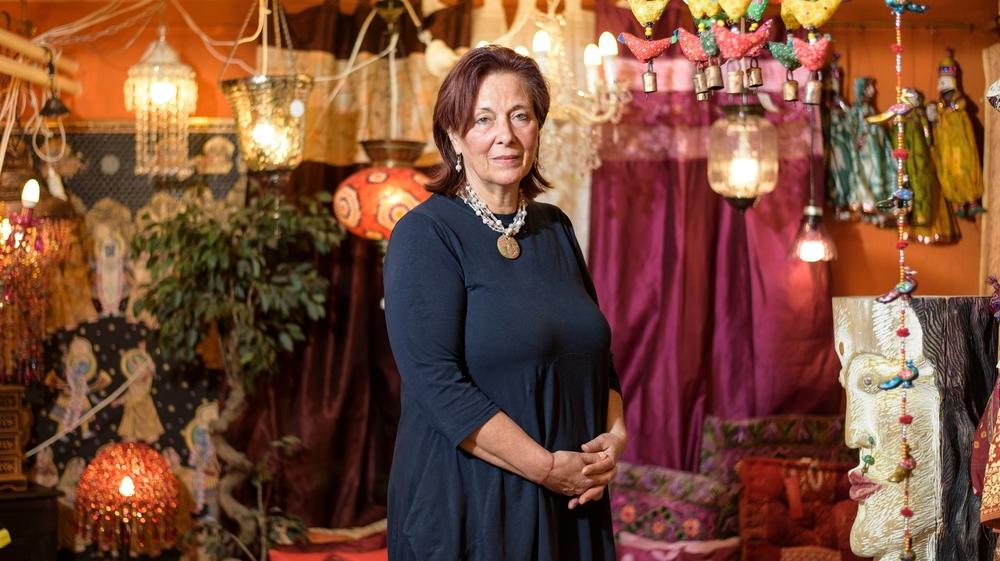 La Morgienne Cécile Hussain-Khan espère qu'en se mettant ensemble, les indépendants pourront se faire entendre et être aidés.
