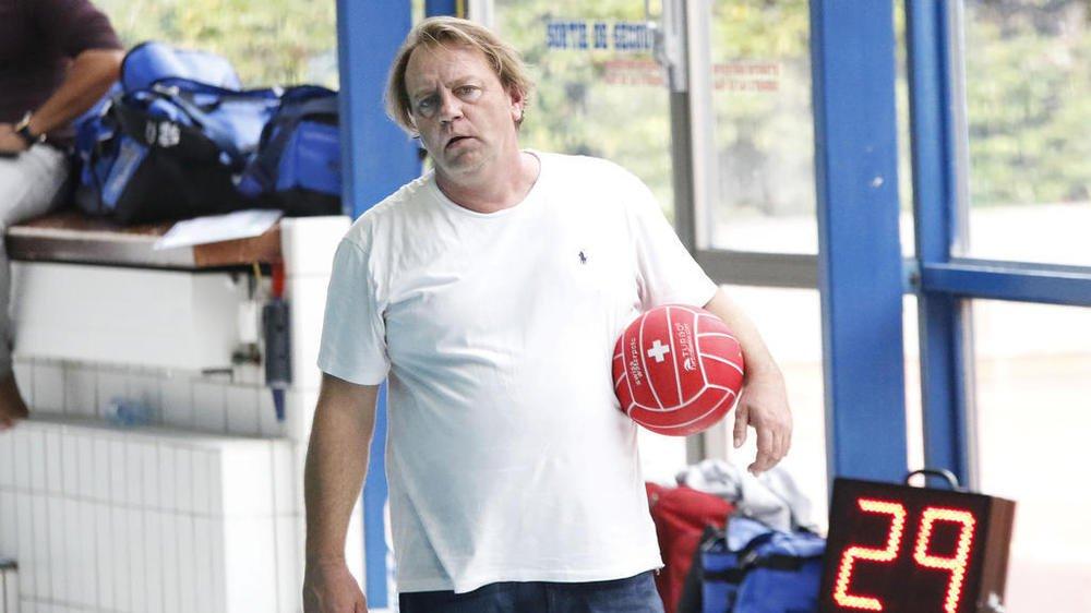 L'entraîneur du CN Nyon Laurent Kaldunek est satisfait: ses joueurs ont retrouvé leur vrai visage.