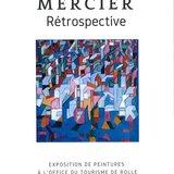 Exposition - Nathalie Mercier - Rétrospective