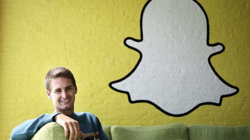 Réseaux sociaux : Snapchat perd encore beaucoup d'argent mais espère être bientôt rentable