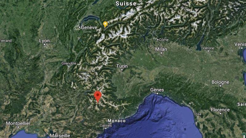 France: une avalanche fait au moins 4 morts dans les Alpes-Maritimes