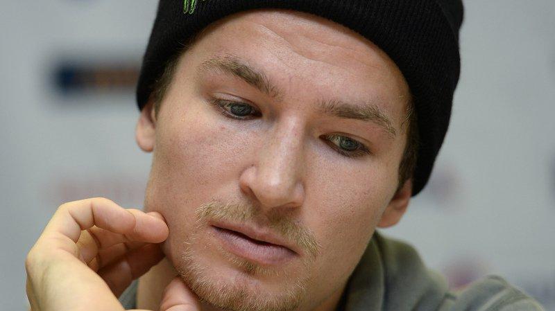 Snowboard: Iouri Podladtchikov incertain pour les JO après une lourde chute aux Etats-Unis