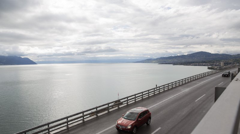 Villeneuve: un Français établi en Valais meurt dans l'incendie de sa voiture