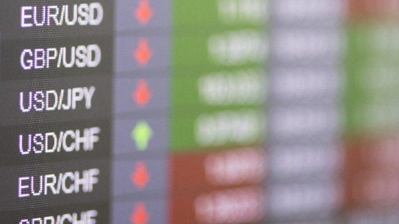 Marchés: après la dégringolade de Wall Street, la bourse suisse lâche 2,9% à la clôture