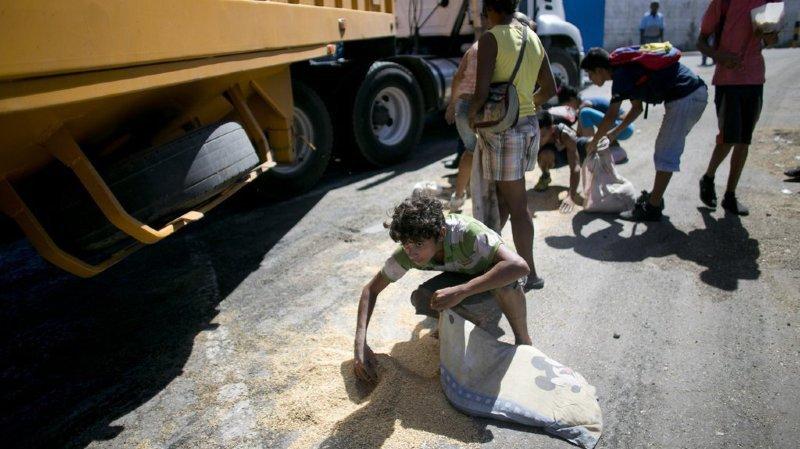 Venezuela: la pauvreté galopante a déjà fait perdre en moyenne 11 kg à chaque Vénézuélien