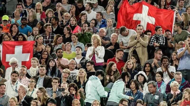 Open d'Australie: à la rencontre des fans de Roger Federer