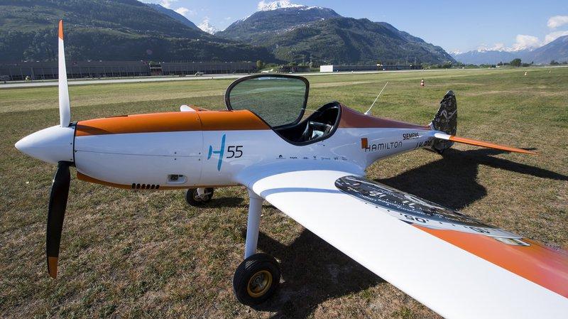 Aviation électrique: 5 millions levés par la start-up valaisanne Sion H55