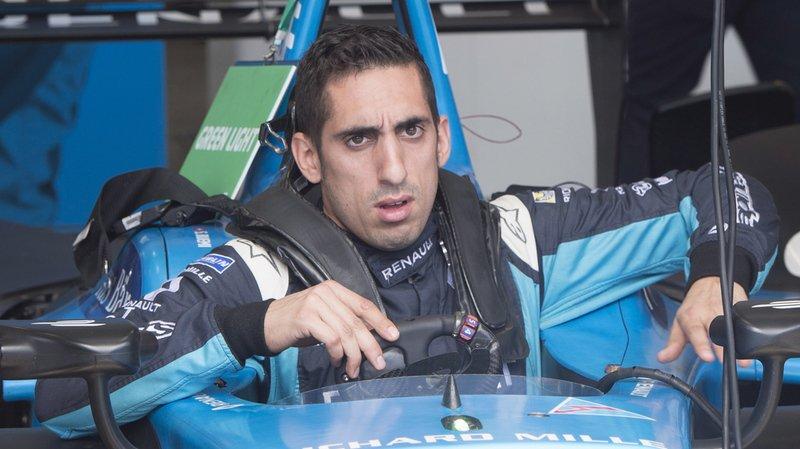 Formule E: deuxième podium pour Sébastien Buemi, troisième au Chili