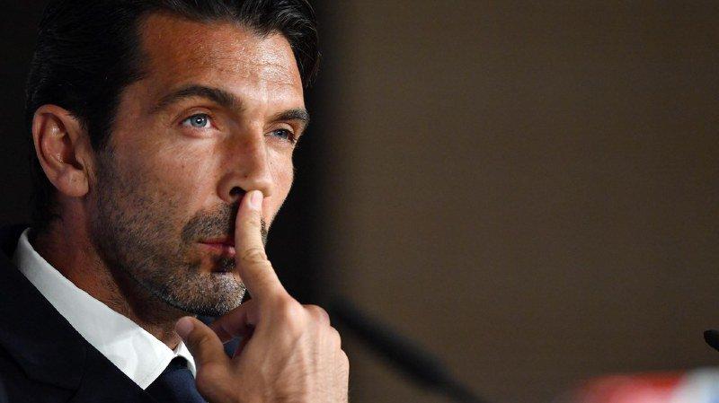 Football: Buffon pourrait finalement rempiler avec la Juventus