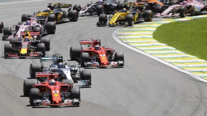 """Un abonné à """"F1 TV"""" pourra s'il le souhaite choisir de regarder toute une course à bord de la voiture d'un des vingt pilotes du plateau. (illustration)"""