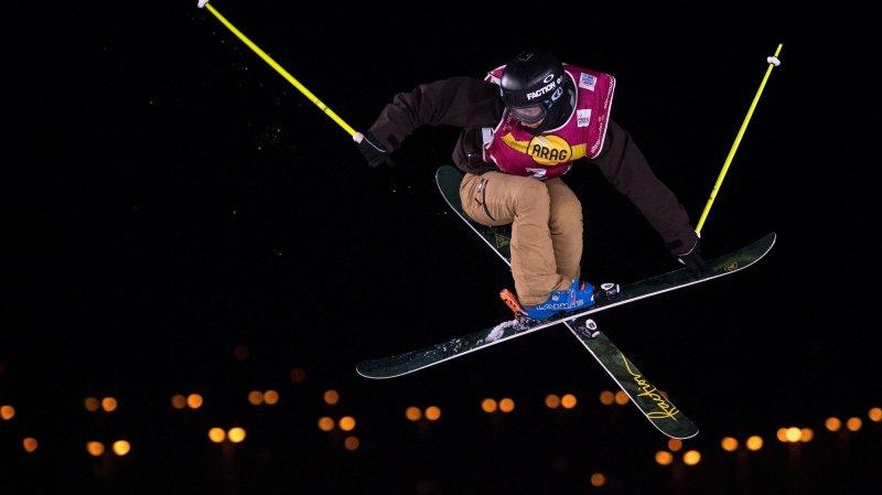Ski Freestyle: la Genevoise Sarah Höfflin s'envole vers la victoire aux X-Games à Aspen