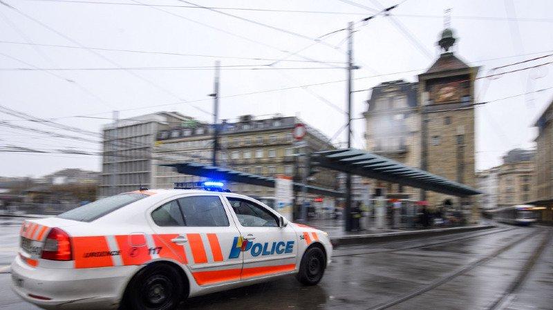 Sécurité: 200 policiers en plus chaque année en Suisse