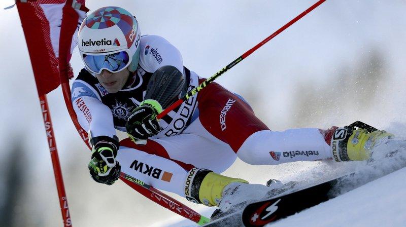 Ski alpin: le Suisse Marco Odermatt est Champion du monde juniors de descente