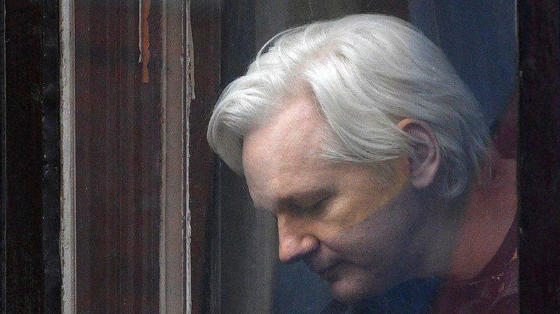 WikiLeaks: la justice britannique maintient le mandat d'arrêt contre Assange