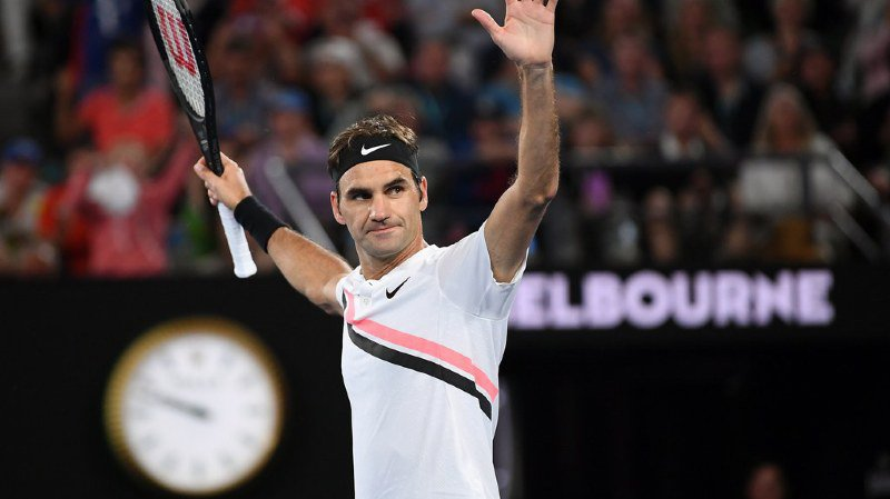 Open d'Australie: Roger Federer rejoint Marin Cilic en finale