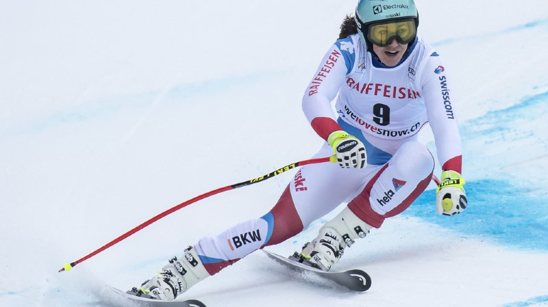 Ski alpin: Wendy Holdener remporte le combiné de Lenzerheide