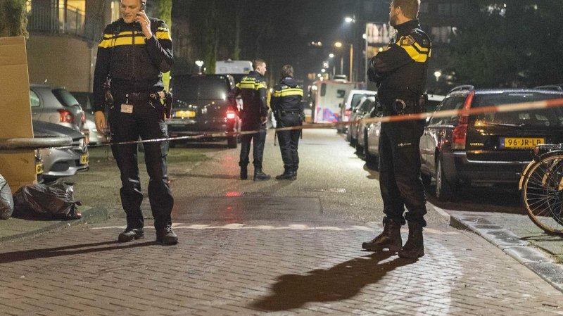 Une vague de frayeur s'est rapidement répandue dans les rues de la capitale néerlandaise, très prisée par les touristes.
