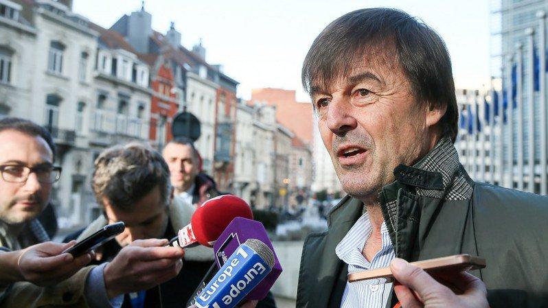 France: Nicolas Hulot dément des rumeurs de harcèlement sexuel