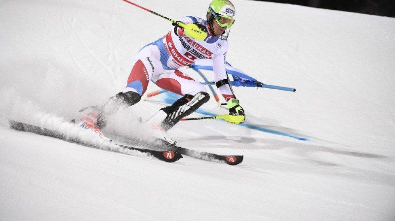 Ski alpin: Ramon Zenhäusern remporte le slalom parallèle de Stockholm, Wendy Holdener finit 2e