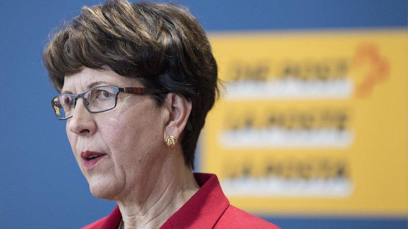 La directrice générale de La Poste Susanne Ruoff semble ne pas avoir dit tout ce qu'elle sait sur le scandale qui frappe CarPostal.