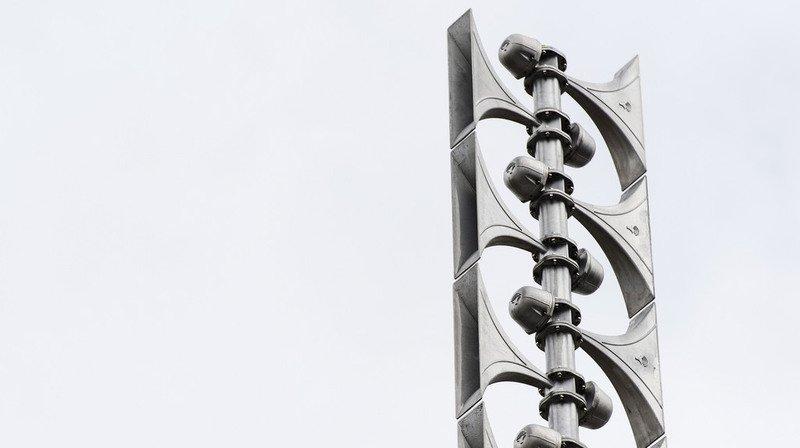 Test des sirènes: 98 % des installations fonctionnent mais plusieurs problèmes pour l'alarme eau