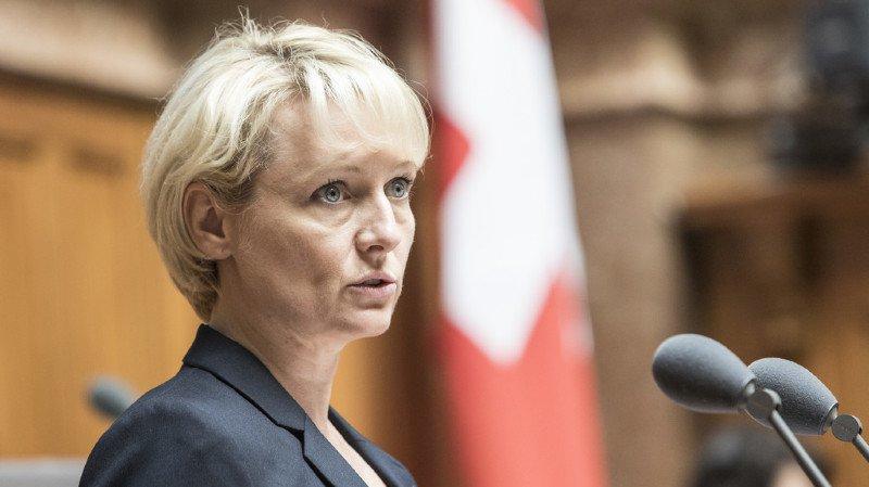La conseillère nationale vaudoise Isabelle Moret n'aurait pas reçu de facture d'impôts depuis 2008.