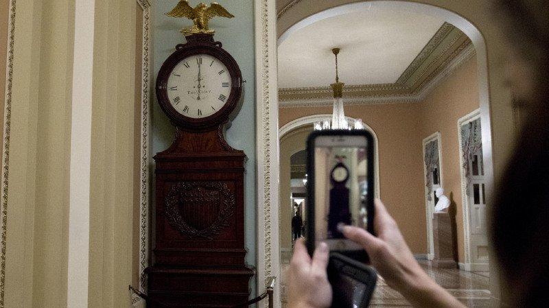 Etats-Unis: Le Sénat américain vote un accord sur le budget fédéral