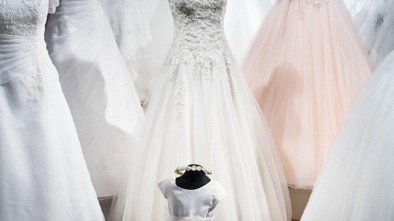 Les mariages ne font plus autant rêver la population.
