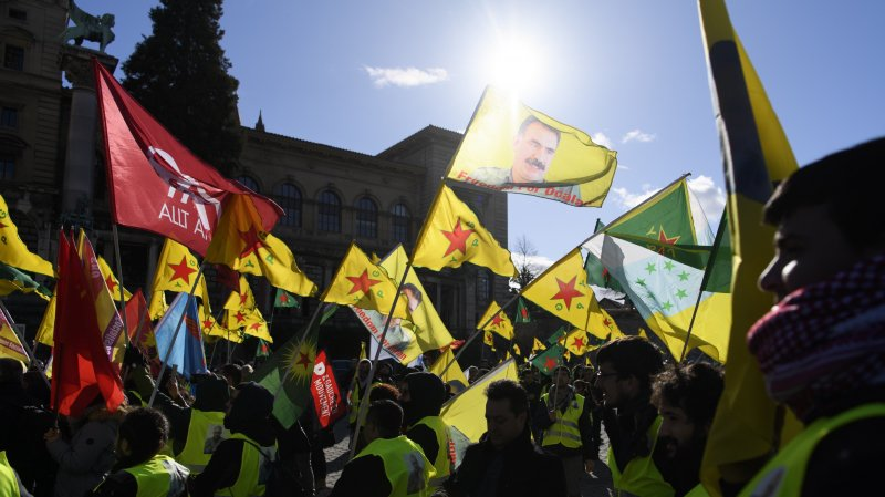 Durant quatre jours, 1200 Kurdes marcheront de Lausanne à Genève.