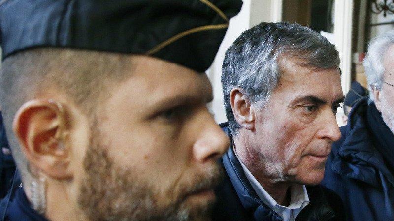 France: l'ancien ministre Jérôme Cahuzac risque 3 ans de prison ferme pour fraude fiscale