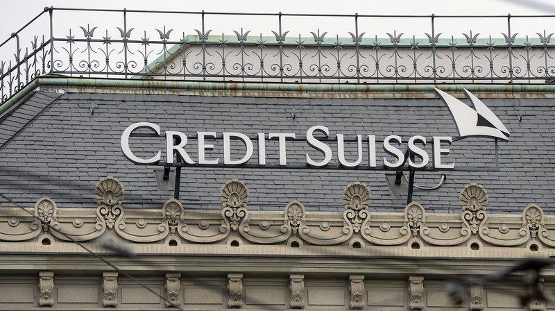 Banques: Credit Suisse accuse une perte de 983 millions de francs en 2017