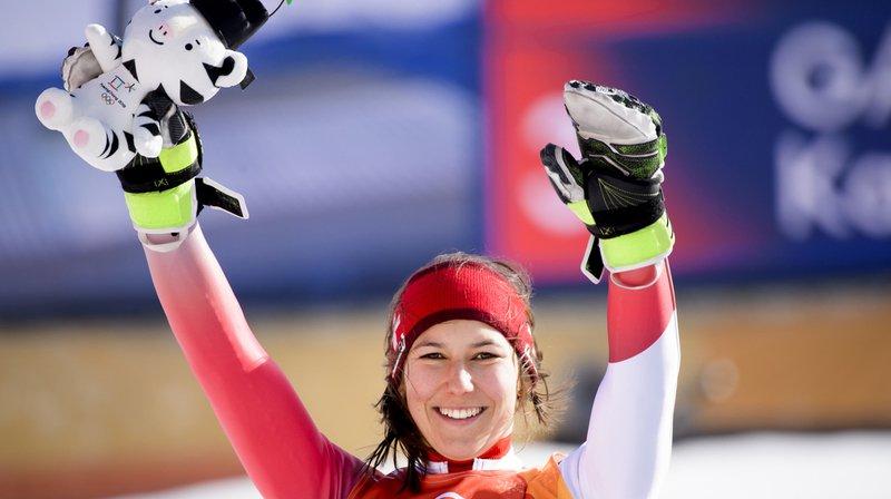 Ski alpin (F): Mikaela Shiffrin championne olympique en slalom géant