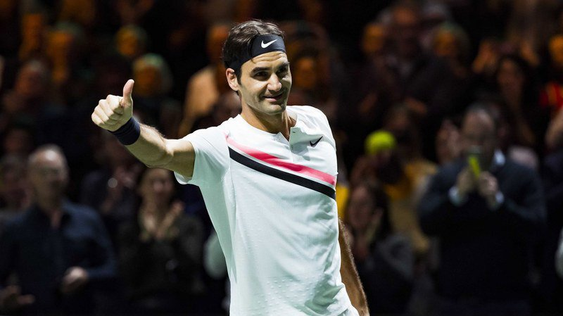Tennis: Federer no 1, c'est officiel depuis ce lundi