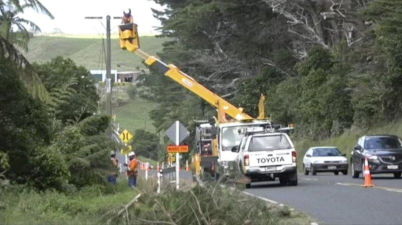 État d'urgence et vols annulés par Gita — Nouvelle-Zélande