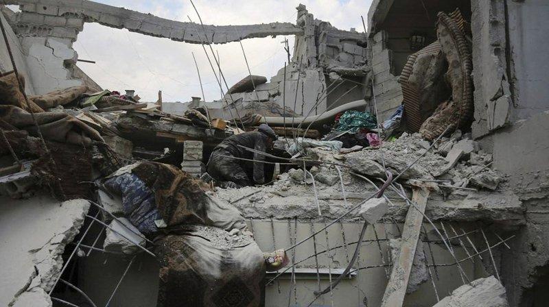 Syrie: treize morts dans de nouveaux bombardements sur la Ghouta orientale