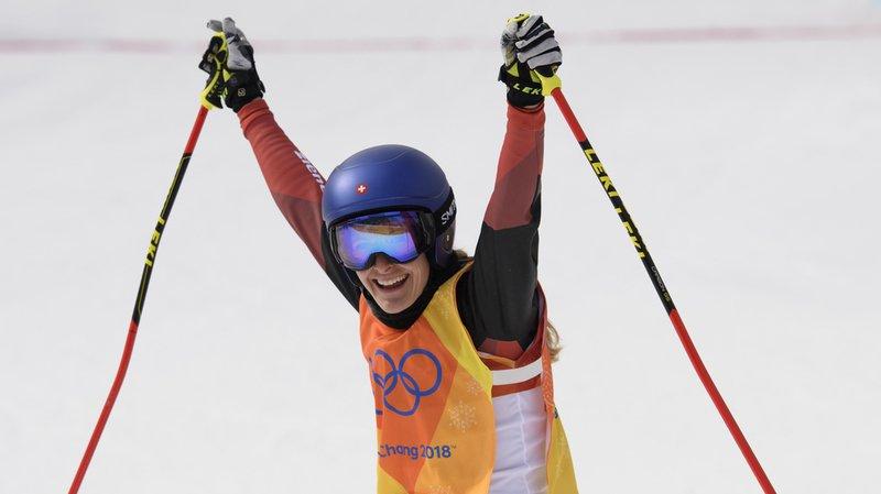 JO 2018 - Skicross dames: une médaille de bronze qui vaut de l'or pour Fanny Smith