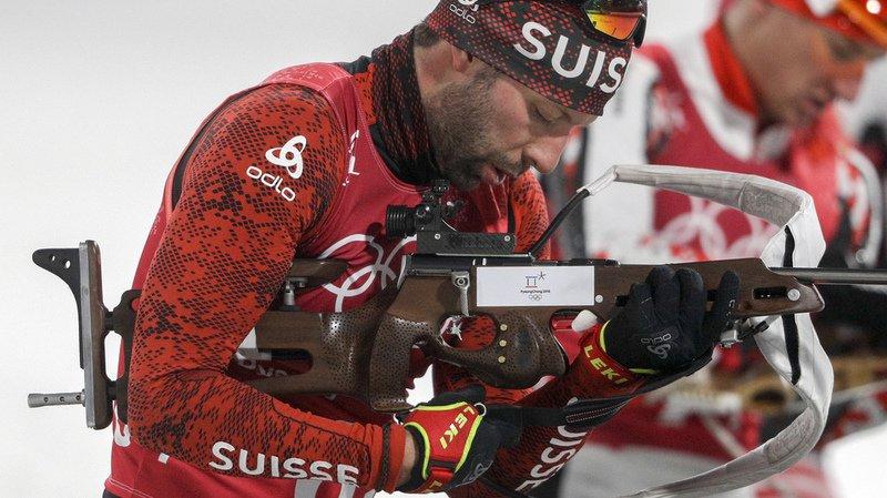 JO 2018 - Biathlon, relais messieurs: les Suisses à la dérive, la Suède sacrée