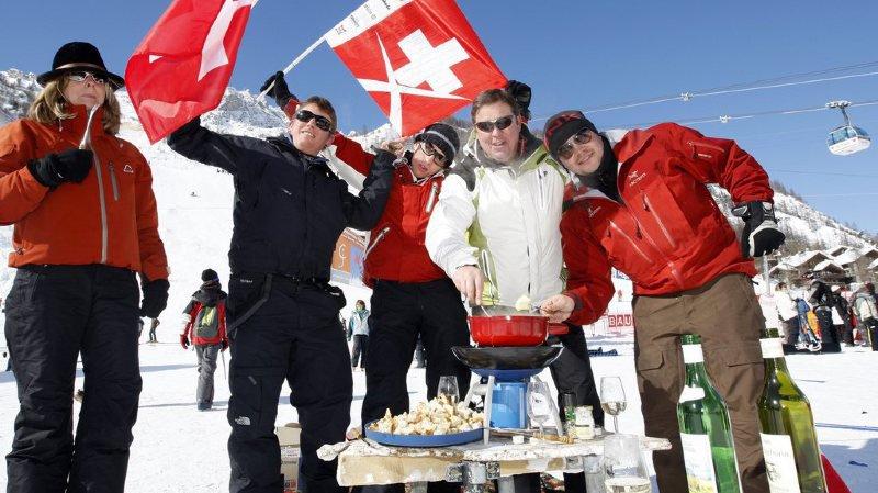 Tessin: la station de Bosco Gurin fait la chasse aux skieurs ivres sur les pistes