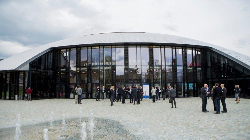 C'est dans le Carnal Hall, bâtiment phare de l'école du Rosey, à Rolle, que se tiendra la huitième édition du Forum de l'économie de La Côte.