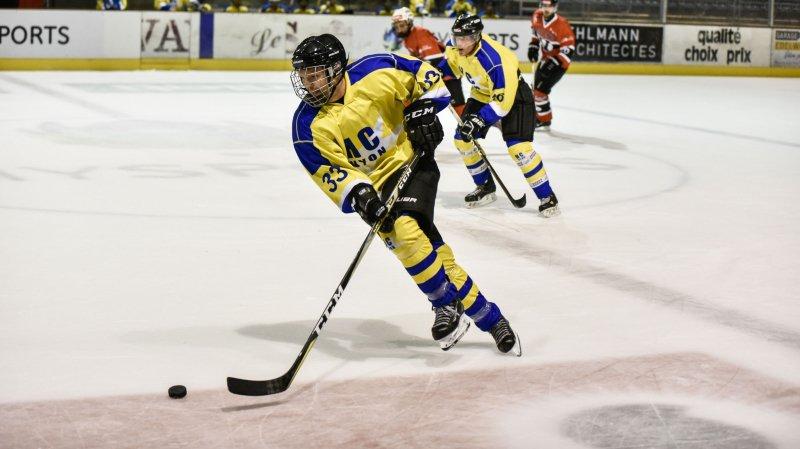 Le HC Nyon à nouveau battu 13-5, sa fin de saison tourne au calvaire