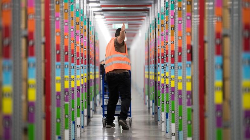 Amazon annonce la création de 2000 emplois en France en 2018