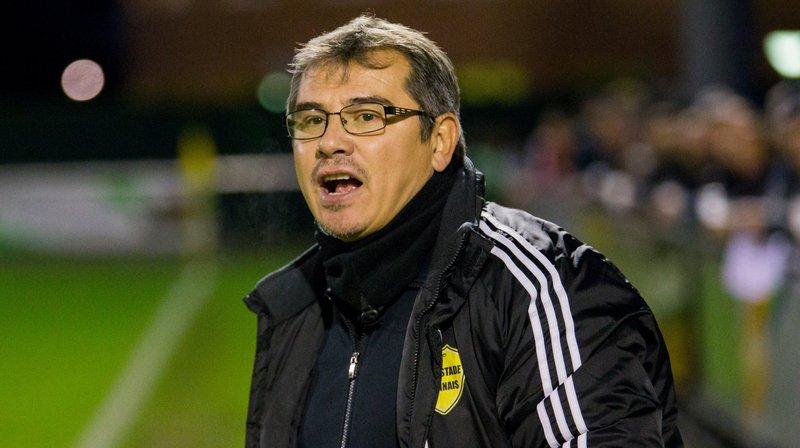 Oscar Londono ne sera plus l'entraîneur du Stade Nyonnais la saison prochaine.