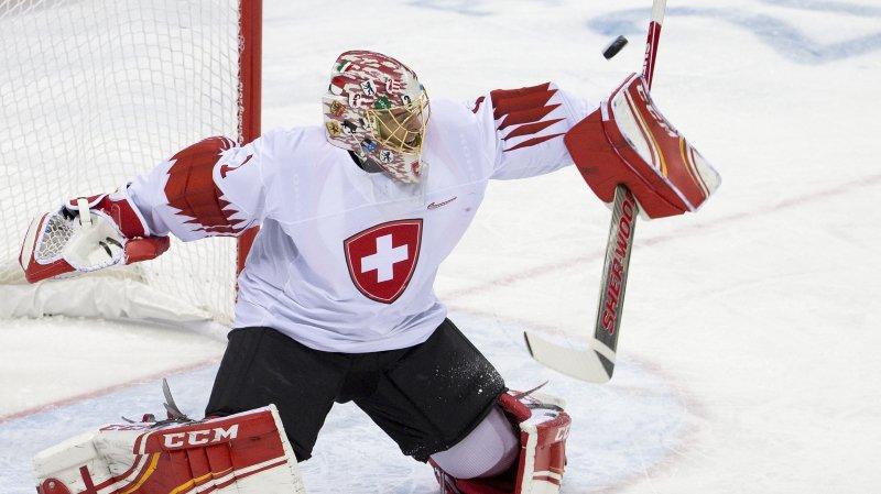 Hockey sur glace (H) : le Canada tombe face aux Tchèques