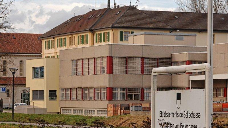 Prisons: la Suisse romande fait office de mauvais élève