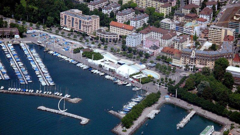 Lausanne ferme ses quais les fins de semaine pour l'été