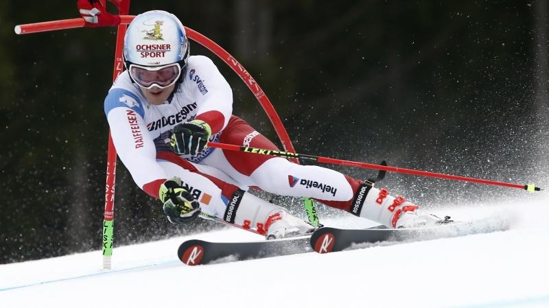 Belle quatrième place pour Loïc Meillard.
