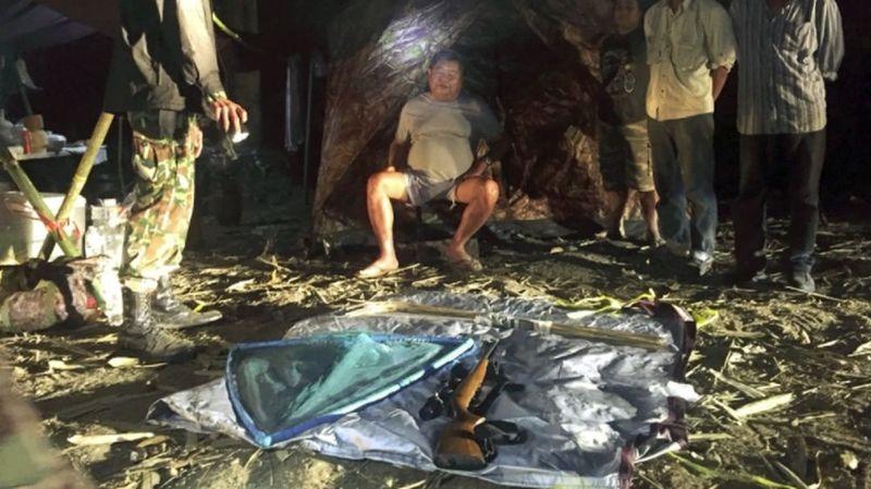 Thaïlande: patron d'un grand groupe arrêté après une chasse à la panthère