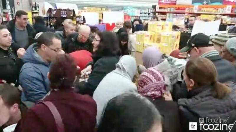 France: une promotion sur le Nutella provoque des émeutes dans plusieurs magasins