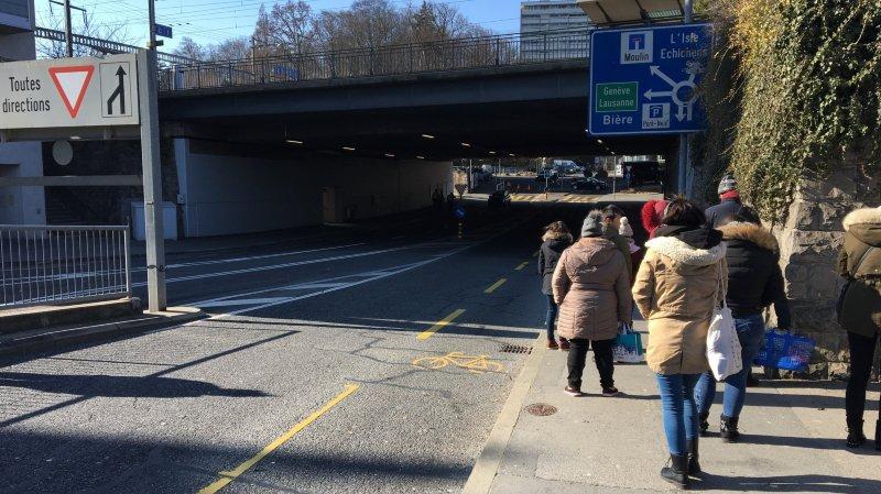 Morges: appel à témoins pour un accident sous-gare