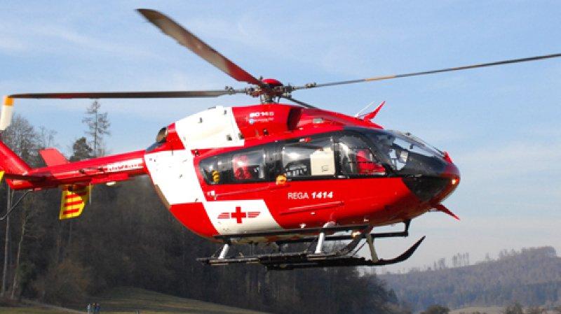 Neuchâtel: un enfant de 8 ans fait une chute de 30 mètres dans les gorges de l'Areuse, il est gravement blessé